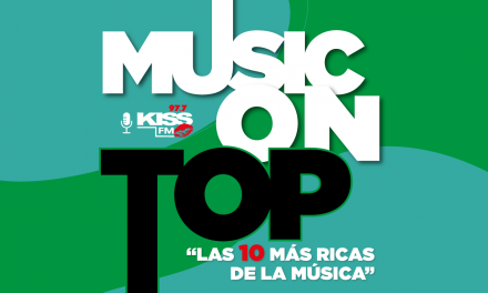 Music On Top – Las 10 mas ricas
