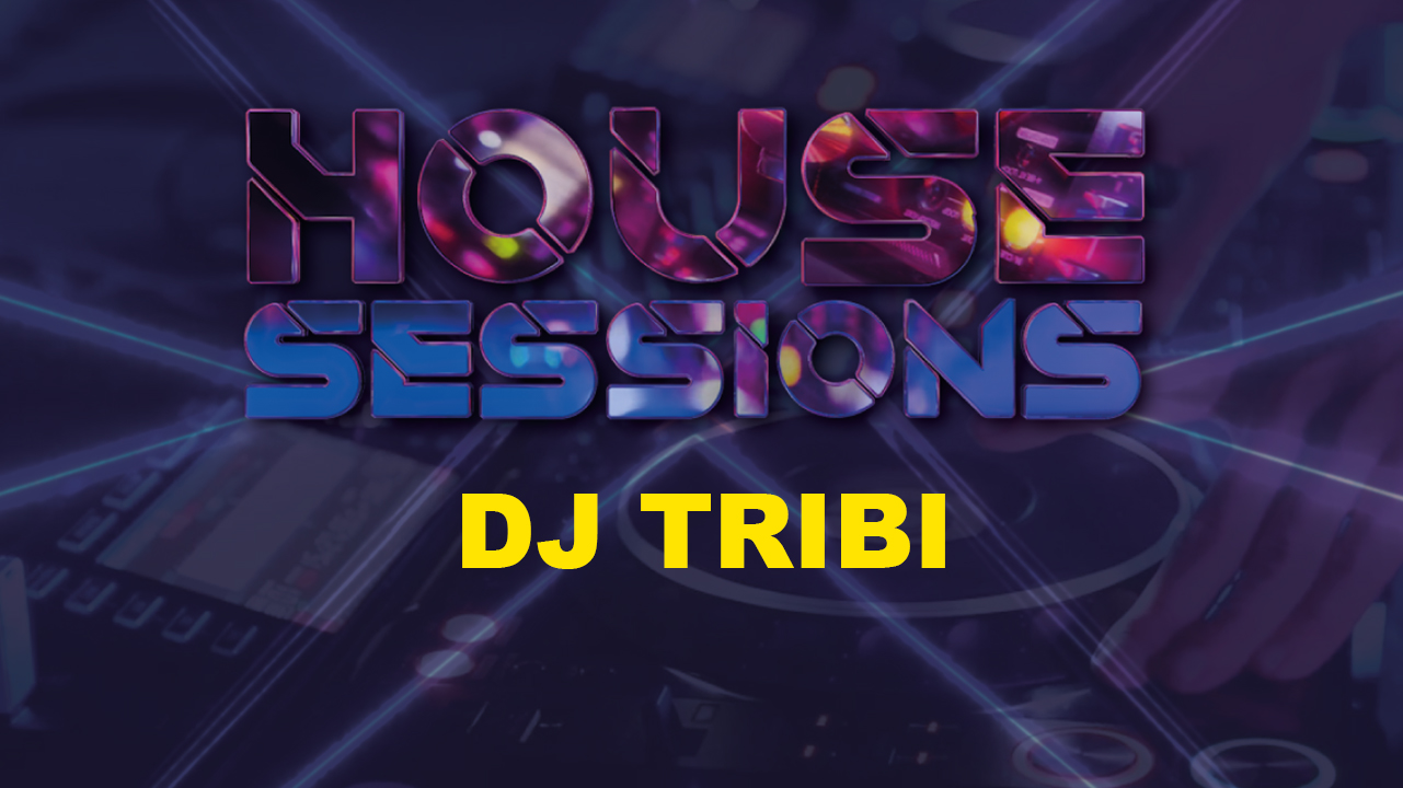 Kiss 97.7 FM – House Sessions Dj TRIBI