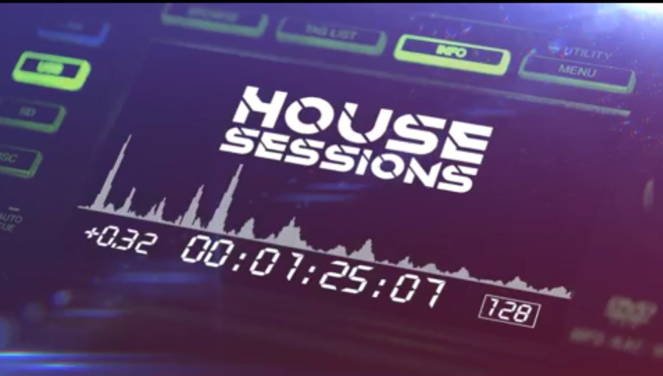 House Sessions:  dj. paco pietro