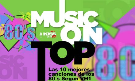 "Music on top ""los 80´S"""